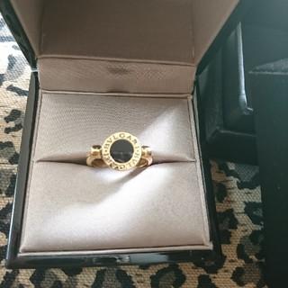 ブルガリ(BVLGARI)のりかりかりか様専用ブルガリブルガリリング(リング(指輪))