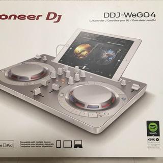 パイオニア(Pioneer)のDDJ-WEGO4 ターンテーブル(ターンテーブル)
