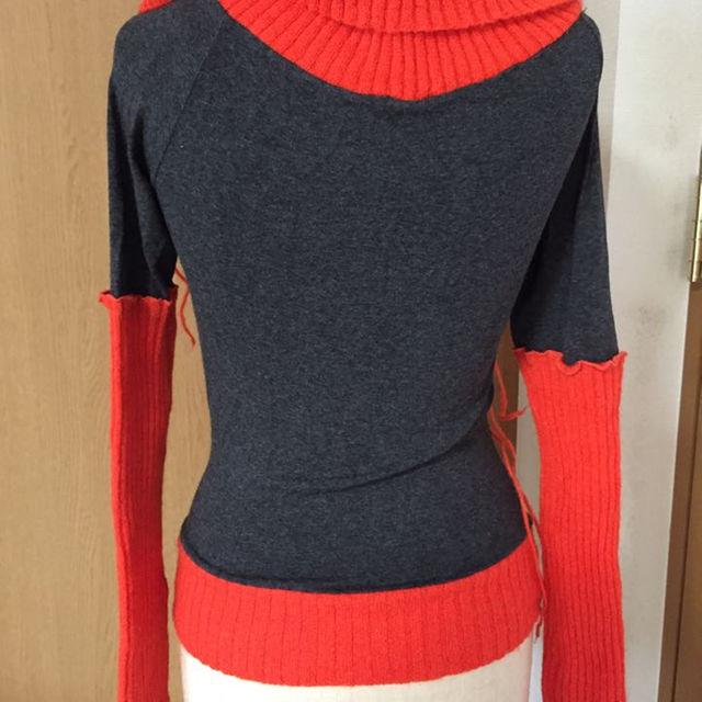 美品 イタリア製 セーター☆ レディースのトップス(ニット/セーター)の商品写真
