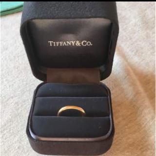 ティファニー(Tiffany & Co.)のティファニーゴールドリング(リング(指輪))