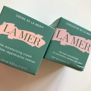 ドゥラメール(DE LA MER)のドゥラメール クリーム & アイクリーム 正規品(フェイスクリーム)
