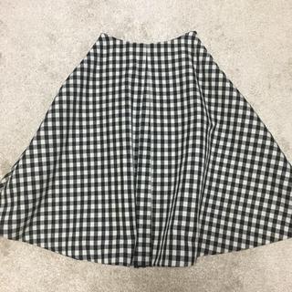 ジルスチュアート(JILLSTUART)の石原さとみさんドラマ着用♡ギンガムチェックスカート(ロングスカート)