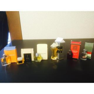 バーバリー(BURBERRY)のミニ香水 セット売り(ユニセックス)