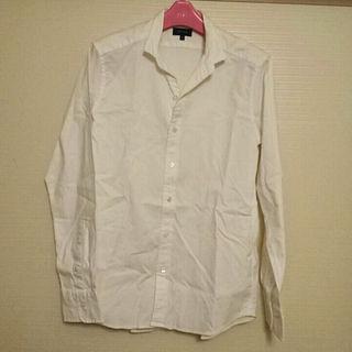 ジョゼフ(JOSEPH)のJOSEPH HOMME ホワイトシャツ 44(シャツ)