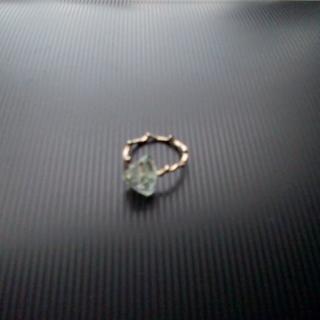 カオル(KAORU)の新品未使用 KAORU    アクアマリンリング(リング(指輪))