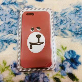 コーエン(coen)のcoen kiosco iPhone6 6s シリコンケース(iPhoneケース)