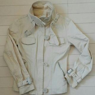 キュートゥーピー(QTOP)のジャケット 薄手コート(ミリタリージャケット)