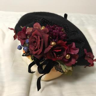 アリスアンドザパイレーツ(ALICE and the PIRATES)のAnges et Demonsベレー帽(ハンチング/ベレー帽)
