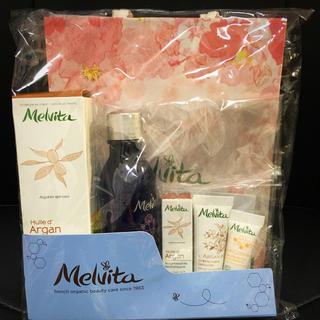 メルヴィータ(Melvita)の値下げ可¥6000分!メルヴィータ アルガンもっちり スペシャルセット(サンプル/トライアルキット)