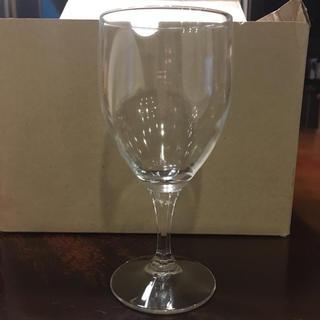 トウヨウササキガラス(東洋佐々木ガラス)のゴブレット 6個セット ワイングラス(食器)