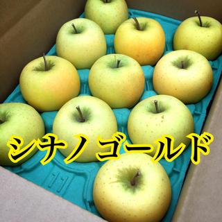 りんご フルーツ リンゴ シナノゴールド 安心素材 アップルパイ スムージー(フルーツ)