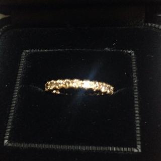 メリッサ様専用ダイヤモンドエタニティリング(リング(指輪))