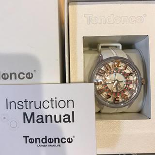 テンデンス(Tendence)のTendence美品腕時計 キングドーム(腕時計(デジタル))