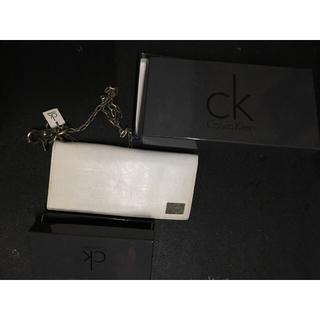 カルバンクライン(Calvin Klein)のカルバンクラインセット ウォレットとウォレットチェーンのセット(長財布)