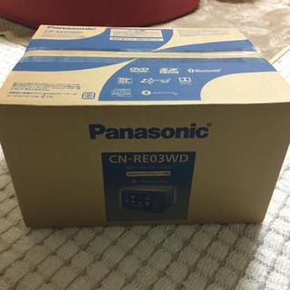 パナソニック(Panasonic)のCN-RE03WD ナビ パナソニック(カーナビ/カーテレビ)