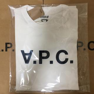 アーペーセー(A.P.C)のA.P.C アーペーセー 30周年記念限定 Tシャツ HIVER 87(Tシャツ/カットソー(半袖/袖なし))