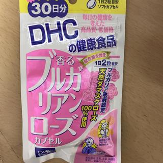 ディーエイチシー(DHC)のDHC 香るブルガリアンローズ 30日×3袋(その他)