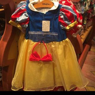 白雪姫☆スノーホワイト☆ワンピースドレス&カチューシャ☆ディズニーリゾート限定品