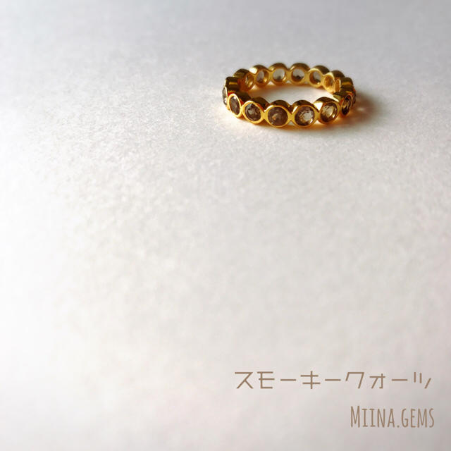 moony_moon様 エタニティリング レディースのアクセサリー(リング(指輪))の商品写真