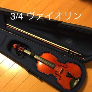 スズキ(スズキ)のスズキバイオリン 3/4 サイズ(ヴァイオリン)