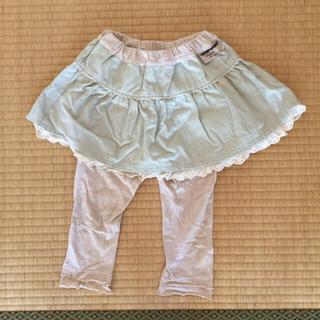 ビケット(Biquette)のキッズ  スカッツ 90サイズBiquette(スカート)