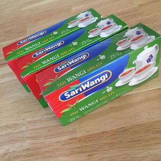ユニリーバ(Unilever)の紅葉パック25袋×3箱セット(茶)