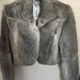 オリゾンティー(ORIZZONTI)のフェイクファージャケット(毛皮/ファーコート)