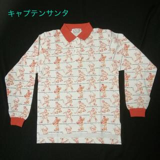キャプテンサンタ(CAPTAIN SANTA)のキャプテンサンタ ゴルフ レディースポロシャツ 新品、未使用 Mサイズ(ポロシャツ)