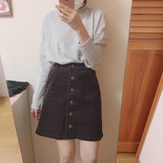 ローリーズファーム(LOWRYS FARM)のローリーズファーム コードュロAラインスカート(ミニスカート)