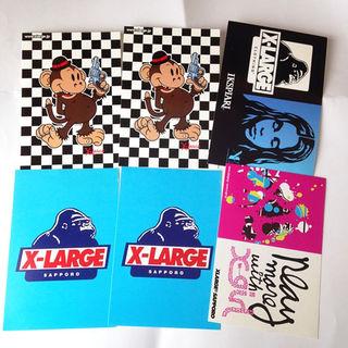 エクストララージ(XLARGE)のX-LARGE★ポストカード6枚(その他)