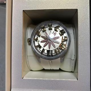 テンデンス(Tendence)のキングドームフラワーピンク (腕時計)