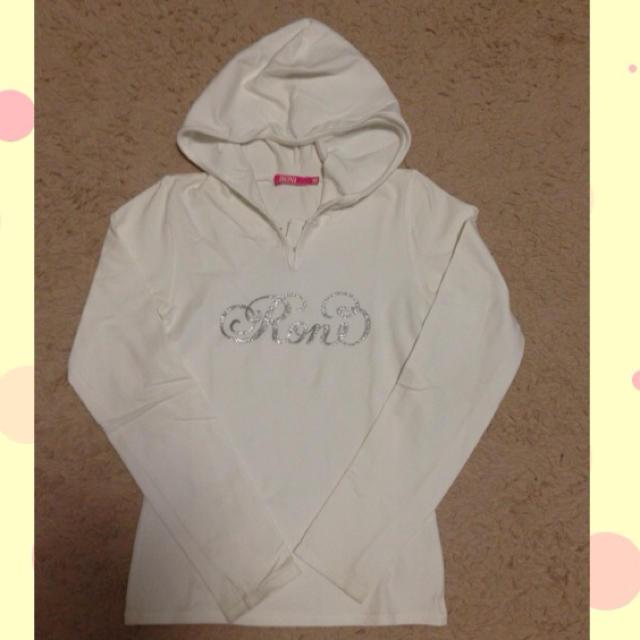 RONI(ロニィ)のRONI  フードロンT キッズ/ベビー/マタニティのキッズ服 女の子用(90cm~)(その他)の商品写真
