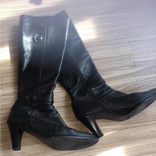 クラシック(CLASSIC)のCLASSIC TANGENTレザーブーツ 日本製(ブーツ)