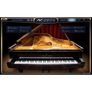 ピアノ Addictive Keys solo 音源 vst(ソフトウェア音源)