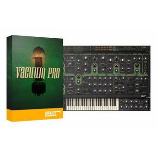 シンセ Vacuum Pro 音源 vst(ソフトウェア音源)