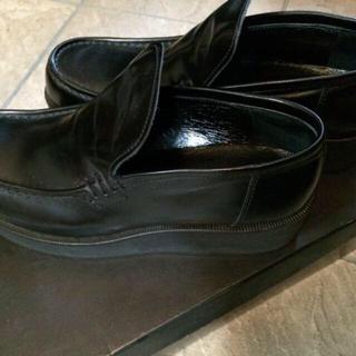 ヨウジヤマモト(Yohji Yamamoto)のY's 厚底ローファー(ローファー/革靴)