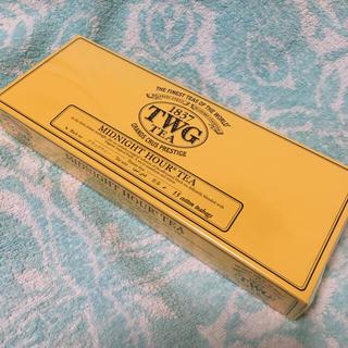 アフタヌーンティー(AfternoonTea)の【未開封】TWG ミッドナイトアワーティー 1箱(茶)