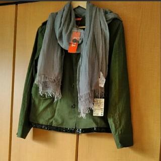 ムジルシリョウヒン(MUJI (無印良品))の【パンダ様の専用です】新品ジャケット (その他)