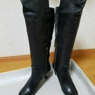 インディビジュアル(INDIVIDUAL)のインディビジュアルのロングブーツ(ブーツ)