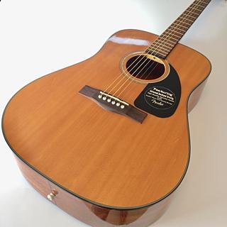 フェンダー(Fender)のFender  アコースティックギター CD-60 NAT ハードケース付(アコースティックギター)