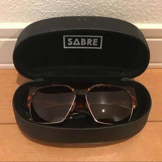 セイバー(SABRE)の《美品》SABRE サングラス 《5日まで値下げ》(サングラス/メガネ)
