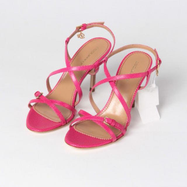 【レディース】 【靴・シューズ】 【送料無料】 【中古】 DSQUARED / 【サイズ:38(24.5cm位)】 ディースクエアード