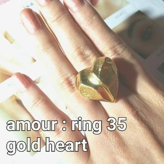▷ ring 35  【 ラスト01個 】(リング)