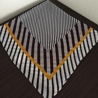 ユニクロ(UNIQLO)のスカーフ2枚セット(バンダナ/スカーフ)