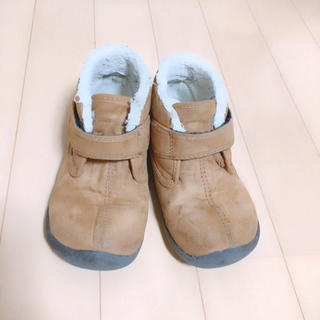 ムジルシリョウヒン(MUJI (無印良品))の無印良品  ブーツ 17cm(ブーツ)