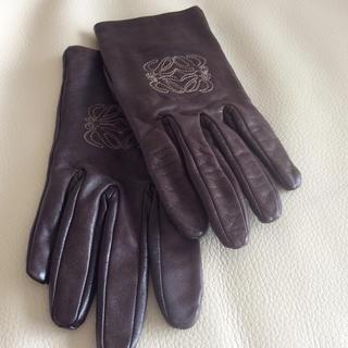 ロエベ(LOEWE)のロエベ💟グローブ(手袋)