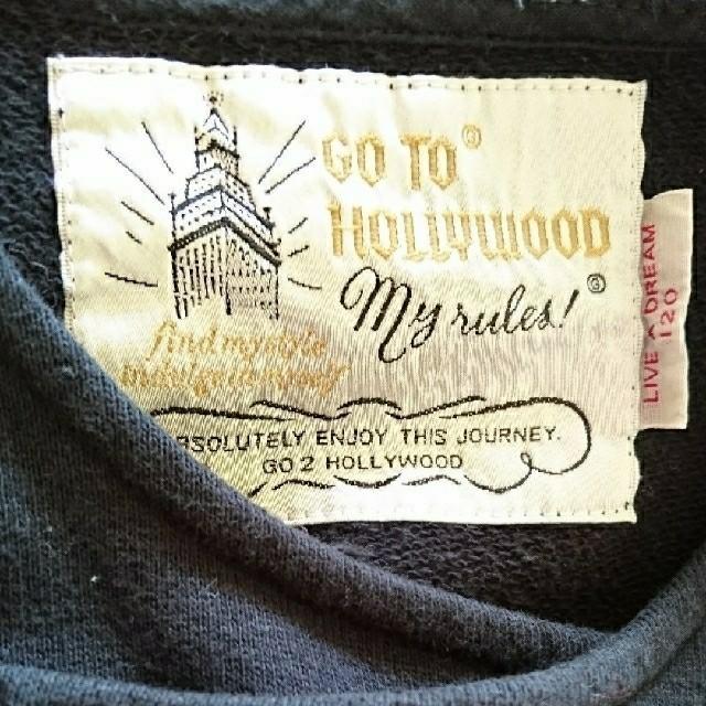 GO TO HOLLYWOOD(ゴートゥーハリウッド)のLUCKY8839様専用 ゴートゥーハリウッド キッズ/ベビー/マタニティのキッズ服女の子用(90cm~)(ワンピース)の商品写真