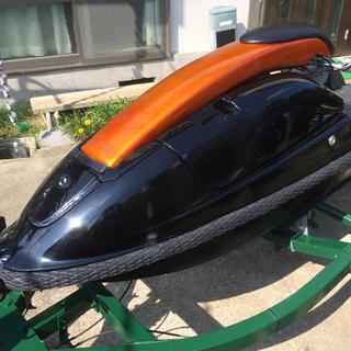 カワサキ(カワサキ)のカワサキ カスタム750/シングル ジェットスキー マリンジェット(車体)