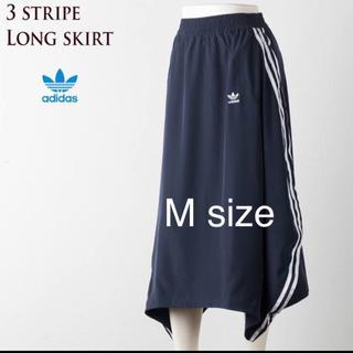 アディダス(adidas)のアディダス ロングスカート♡Mサイズ 新品未使用品 完売品レア!残1枚(ロングスカート)