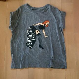 スライ(SLY)のSLY✕VANS コラボTシャツ(Tシャツ(半袖/袖なし))